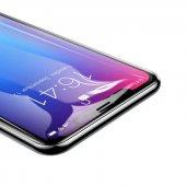 Baseus 0.2mmAnti Blue Light iPhone XS Max6.5/XR6,1 Ekran Koruyucu-5