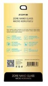 Asus Zenfone Live ZB501KL Nano Micro Temperli Ekran Koruyucu-2
