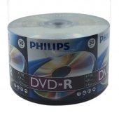Phılıps 50lik 4.7 Gb Dvd R 1 Paket