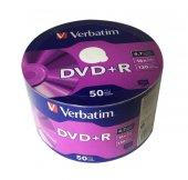 Verbatim Dvd+r 1 Koli 600 Adet