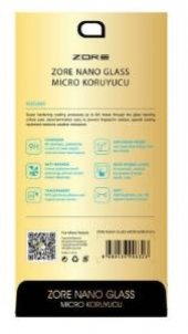 Asus Zenfone 3 Max ZC520TL Nano Micro Temperli Ekran Koruyuc-2