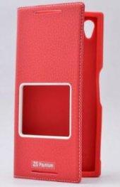 Sony Xperia Z5 Premium Kılıf Dolce Case kapaklı-10