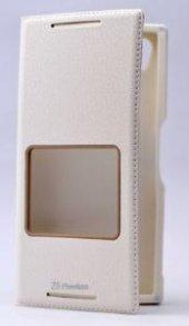 Sony Xperia Z5 Premium Kılıf Dolce Case kapaklı-11