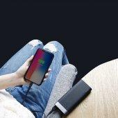 Baseus Parallel Powerbank 10000MAH Taşınabilir Şarj Cihazı-Siyah-4