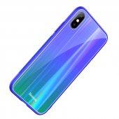 Baseus Laser Luster Kılıf Apple iPhone X Kapak-4