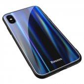 Baseus Laser Luster Kılıf Apple iPhone X Kapak-6