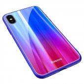 Baseus Laser Luster Kılıf Apple iPhone X Kapak-8