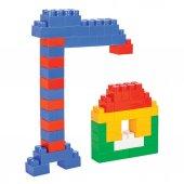 Pilsan Master Bloklar 52 Parça Eğitici Lego Çocuk Oyuncağı YapBoz-2