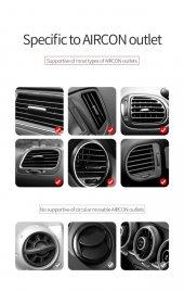 Baseus Metal Age Gravity Car Mount Araç İçi Telelefon Tutucu-10