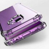 Samsung Galaxy S9 Kılıf Anti Shock Silikon Kapak-3