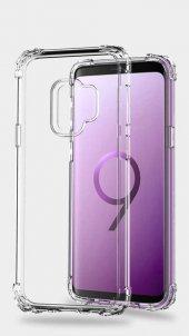 Samsung Galaxy S9 Kılıf Anti Shock Silikon Kapak-5