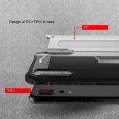 Huawei P20 Kılıf Crash Silikon Kapak-10