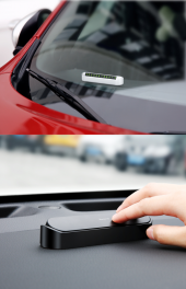 Baseus Tock Parking Number Card Araç İçi Telefon Numaratörü-4
