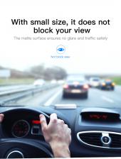 Baseus Tock Parking Number Card Araç İçi Telefon Numaratörü-7