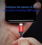 Baseus Yiven Type-C to İphone 1M Bir Ucu Type c Bir Ucu İphone-6