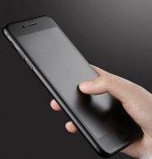 Apple iphone 8 Plus 3D Mat Cam Ekran Koruyucu