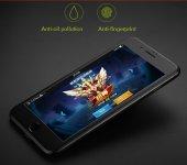 Apple iphone 6 3D Mat Cam Ekran Koruyucu-9