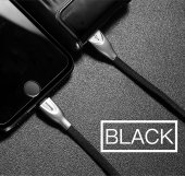 Baseus Zinc Fabric Cloth USB Kablo 2A İphone-3