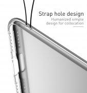 Baseus Slim Lotus Case kapak Apple iPhone X silikon Kılıf-8