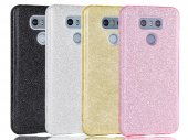 LG G6 Kılıf Shining Silikon Kapak-4