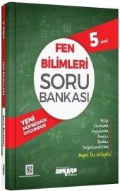 Ankara Yayıncılık 5. Sınıf Fen Bilimleri Soru...