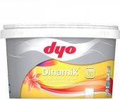 Dyo Dinamik Silikonlu İpek Mat İç Cephe Boyası 2.5 Lt (Tüm Renkler)