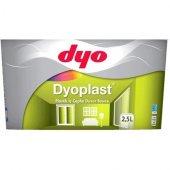Dyoplast Plastik İç Cephe Boyası 7.5 Lt. (Tüm Renkler)