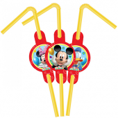 Mickey Mouse Pipet 6lı