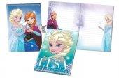 Frozen Elsa Kilitli Defter Mavi 38884-2