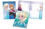 Frozen Elsa Kilitli Defter Mavi 38884
