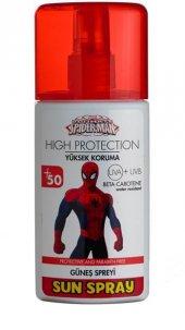 örümcek Adam Spiderman Güneş Koruyucu Sprey