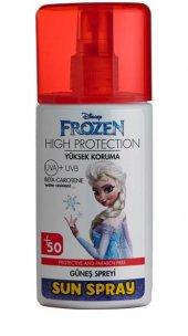 Elsa Frozen Güneş Koruyucu Sprey