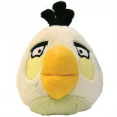 Angry Birds Peluş Beyaz Kuş Sesli 10 Cm