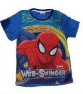 Spiderman Örümcek Adam Çocuk Yazlık Pijama Takımı 5 Yaş