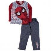 örümcek Adam Pijama Takımı Sp 12340