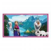 Frozen Elsa Buz Işıltısı Duvar Afişi