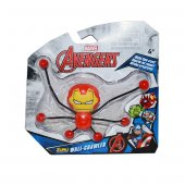 Marvel Yenilmezler Creepeez Duvara Yapışan Oyuncak Iron Man