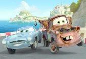 Arabalar Matter ve Fiin 160lı Puzzle Yapboz Trefl