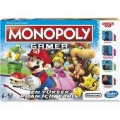 Monopoly Gamer Oyunu / Türkçe