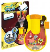 Sponge Bob Mini Film Projektörü