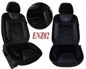 Oto Koltuk Kılıfı Full Ortopedik Airbag Uyumu 6...