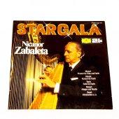 Plak Arp Enstrümanı İle Mozart Bach Ravel Nicanor Zabaleta Sta