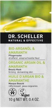 Dr. Scheller Organik Argan Yağı Ve Amaranth Özlü Maske
