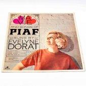 Plak Evelyne Dorat Ma Vie And Songs Of Piaf