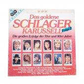 PLAK-DAS GOLDEN SCHLAGER x3LP