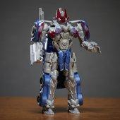 Transformers TF5 Turbo Changers Hızlı Dönüşen Figür Optimus Prime-4