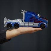 Transformers TF5 Turbo Changers Hızlı Dönüşen Figür Optimus Prime-7
