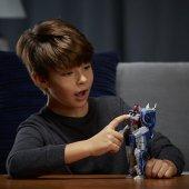 Transformers TF5 Turbo Changers Hızlı Dönüşen Figür Optimus Prime-8