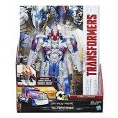 Transformers TF5 Turbo Changers Hızlı Dönüşen Figür Optimus Prime-9
