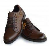 MPP Shn 221 Hakiki Deri Yeni Sezon Günlük Erkek Ayakkabı